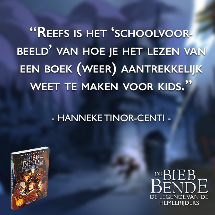 Quote De legende van de Hemelrijder door Hanneke Tinor-Centi